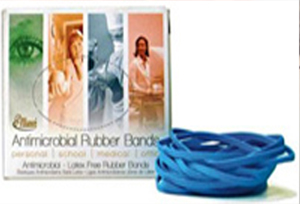 Antimicrobial Rubber Bands